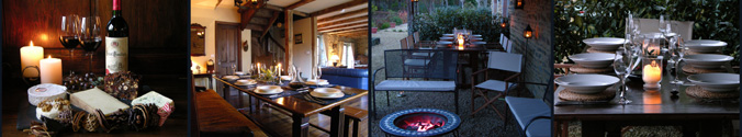 Le Pas Cru bed and breakfast near Le Mont Saint Michel France