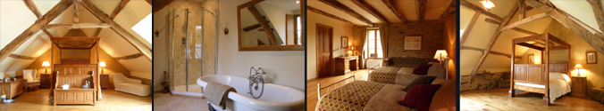 Le Pas Cru bed & breakfast Brittany France nr Le Mont St Michel
