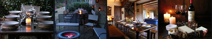 Special places to stay - Le Pas Cru luxury bed and breakfast b&b nr Le Mont St Michel, Saint Malo France